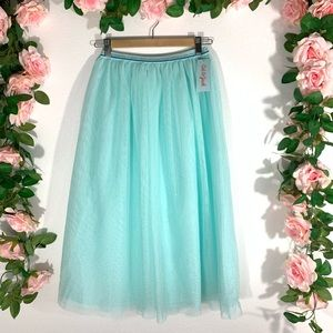 Cat &Jack 10/12 Tulle Skirt